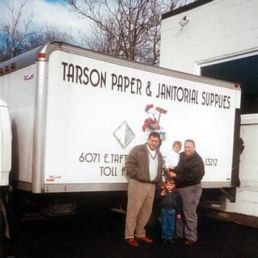 Tarson Paper and Janitorial supplies pools Syracuse